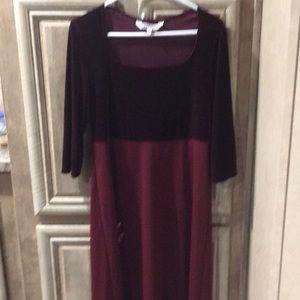 Very Nice Maxi Dress (Uniform—John Paul Richard)
